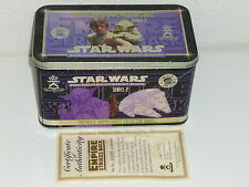 STAR WARS: THE EMPIRE STRIKES BACK - Metallic Images Collector Cards - SERIES 2