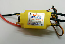 Mystery RC 200A 2-6s Brushless ESC W/ Water Cooling for boat V2.1
