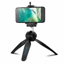 Fugetek Mini Tripod For Gopro, Smartphone, Compact Camera & DSLR, W/ Phone Mount