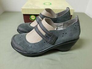 New Womens Jambu Scarlet Mary Jane Shoes.