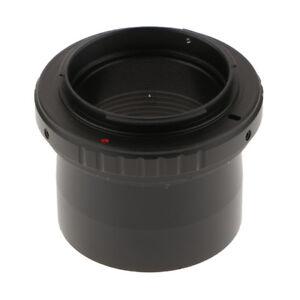 "T Ring for Nikon DSLR Cameras Lens + 2"" to M42*0.75 Telescope Mount Adapter"