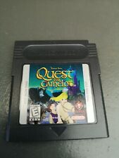 Quest For Camelot Game Boy USA
