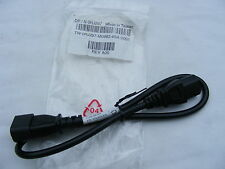 NEW DELL RJ297 3FT Power Cord Cable 220V for MEC CX300R