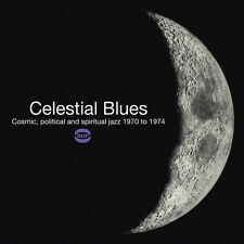 CELESTIAL BLUES COSMIC POLITICAL SPIRITUAL JAZZ BGP RECORDS 2 LP VINYLE NEUF NEW
