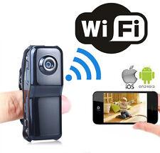Caméra Lumière IP Wifi MD81S Vidéo Audio Archives Gratuit Smartphone à Distance