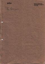 Service Manual-Anleitung für Braun CSV 500