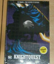 DC Comics Legend of Batman hardback Graphic Novels Collection #83 Knightquest #2