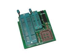 Mcs-51 + | 51avr + | at89 + W | Plcc44 Adaptador adp-015 | Willem | Gq-4x