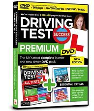 Driving Test Success All Tests DVD Premium NEW 2018 Edition PC/MAC/Xbox/PS3/4