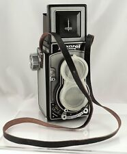 FLEXARET MEOPTA Accessories Leather Strap Vintage Czechoslovakia  6+2 preserved