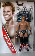 WWE Then Now Forever CHRIS JERICHO Action Figure