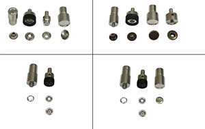 Druckknopfwerkzeug, S-Feder,Ring-Feder, Jersey 15/12,5/10/10,5/9,5/7,8mm Type 61