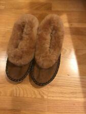 Slippers - Hand made sheepskin women's 9