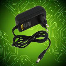 !New EU Plug Adapter AC 100-240V To DC 5V 1A Power Supply For 5050 Strip LE SY