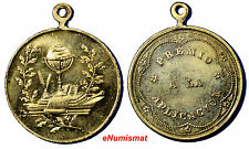 Argentina Buenos Aires School Award Medal  30,8 mm BU Mint Luster