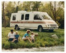 1987 Winnebago LeSharo Motor Home Photo Poster zch4458