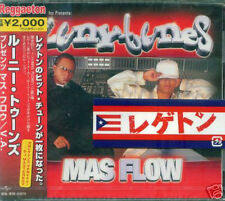 Luny Tunes Mas Flow - Japan CD - NEW Hector,Tito,Yaga