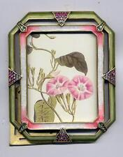 Jay Strongwater Magnolia chelsea 3 x 2 frame nib 350.00