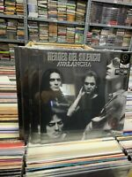 Heroes Del Silencio LP+CD Avalanche 2020 Sealed New Sealed