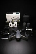 DJI Mavic Pro Drone Combo Kit With All Original Packaging. ND Filters & Extras