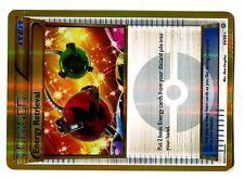 POKEMON XY7 (Ancient Origins) HOLO N° 99/98 ENERGY RETRIEV@L (SECRET ULTRA RARE)