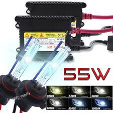 55W Xenon HID Replacement Conversion KIT H11 H9 H8 9005 Hi/Lo Beam Blub Light Z1