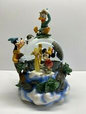 Disney Snow Globe Mickey and the Beanstalk 1947 Loose Clean Working No Reserve