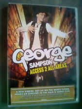 George Sampson - Access 2 All Areas (DVD, 2008)