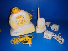 Material bebes MINILAND BABY proyector y comunicador- pared o techo buen estado
