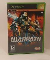 Warpath XBox Complete