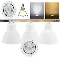 220V LED Spotlight Bulbs Dimmable MR16 GU10 COB 7W Replace 50W Halogen Lamp RK
