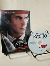 American Psycho (Dvd, 2000, Unrated)