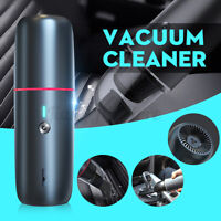 Portable Car Dust Vacuum Cleaner Wireless Handheld Auto Home Duster 4800pa yy