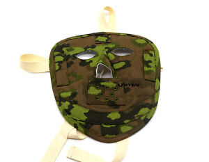 Replica WW2 German Elite Oak Camo Face Mask Spring Color