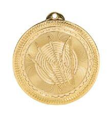 """2"""" BriteLazer Archery Medal Personalized Free"""