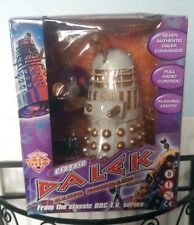 Doctor Who 12inch Extremely Rare Imperial Remote Control Dalek