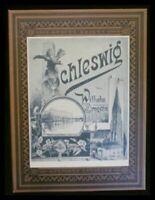Die Stadt Schleswig und die Schlei (Reprint von 1894) Dreesen, Wilhelm: