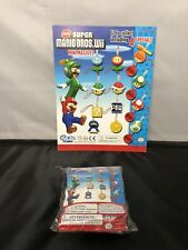 Super Mario Brothers Wii Mini Mascot set of 12 Danglers
