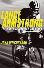 Lance Armstrong, Wilcockson, John, Very Good Book