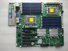 Refurbished SuperMicro AMD H8DGI-F Motherboard Dual Socket G34 Opteron 6200 6300