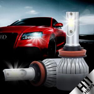 Lumenon H11 H9 H8 LED Headlight Bulb Kit Low Beam 6000K 90W 180000LM White Light