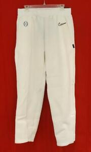NEW Nike Ohio State Buckeyes 2019 CFP White Showout Pants Size 2XL