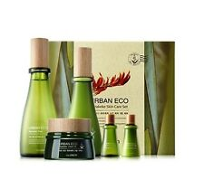 [The Saem] Urban Eco Harakeke Skin Care Set (3 Item) -Korea cosmetics