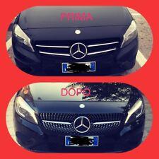 Modifica Da Fari Alogeno/Full Led Mercedes W176-W246-W156 W117 (classe a/b/cla)