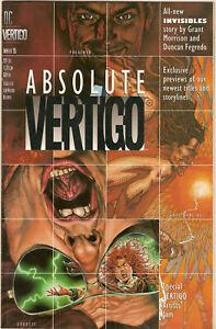 Absolute Vertigo #1 - First Preacher
