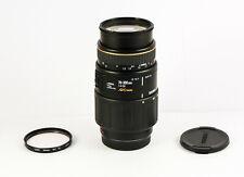 Sigma 70-300 mm f4.-5.6 APO Macro pour Minolta af