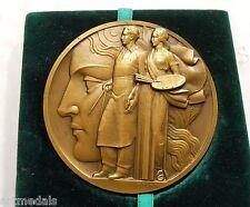 1937 RARE EXPOSITION ARTS ET TECHNIQUES ART MEDAL