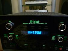 McIntosh MHT-200 AV System Control Center - SHIPPED IN FACTORY BOX.