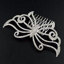 Bridal Hair Comb Crystal Headpiece Hair Clip Hair Pin Wedding Accessories 430 SP