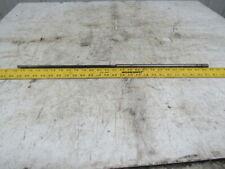 Botek Carbide Tipped Single Flute Gun Drill 3125 X 25562 K15 2400